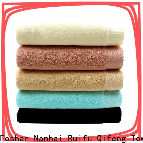 kids fast drying towels cotton factory price for home