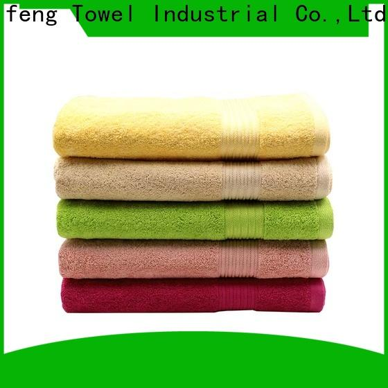Ruifu Qifeng multi function personalized beach towels wholesale for beach