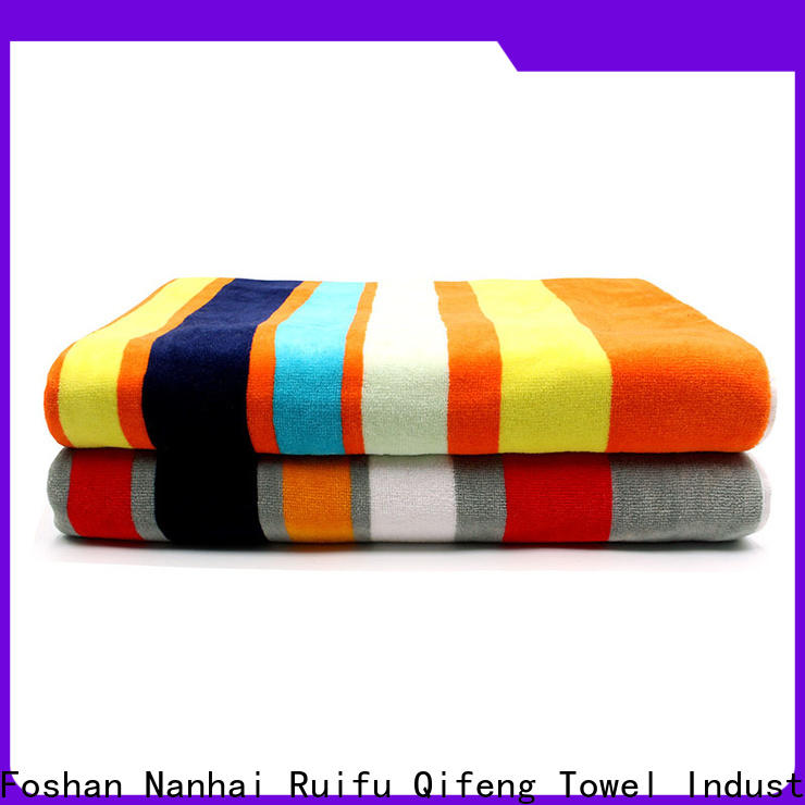 Ruifu Qifeng hand shower towel supplier for hospital