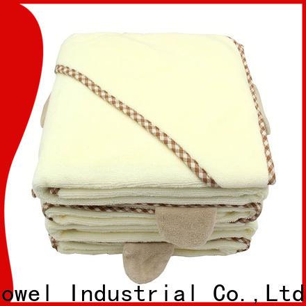 Ruifu Qifeng bamboo baby bath towels online for home