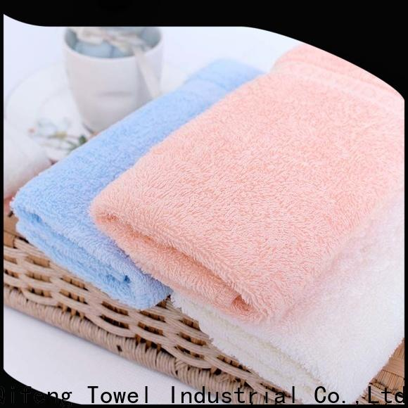 soft baby hooded bath towel qf013 promotion for kindergarden