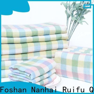 Ruifu Qifeng comfortable baby poncho towel online for hotel