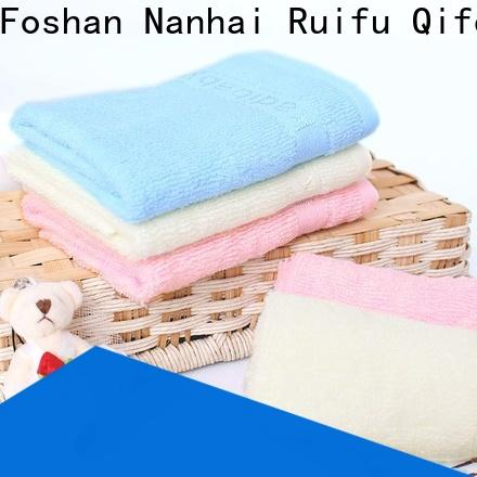 Ruifu Qifeng fiber baby hooded towel online for home