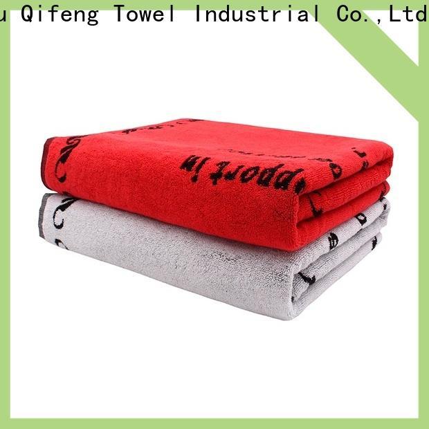 Ruifu Qifeng jacquard large beach towels wholesale for pool