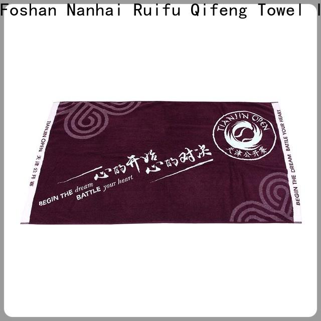 customized quick dry towels absorbent on sale for home