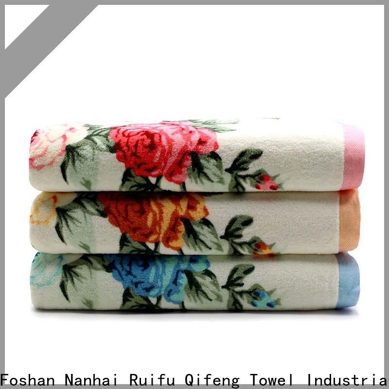 good quality bathroom towel sets 4pack online for restaurant
