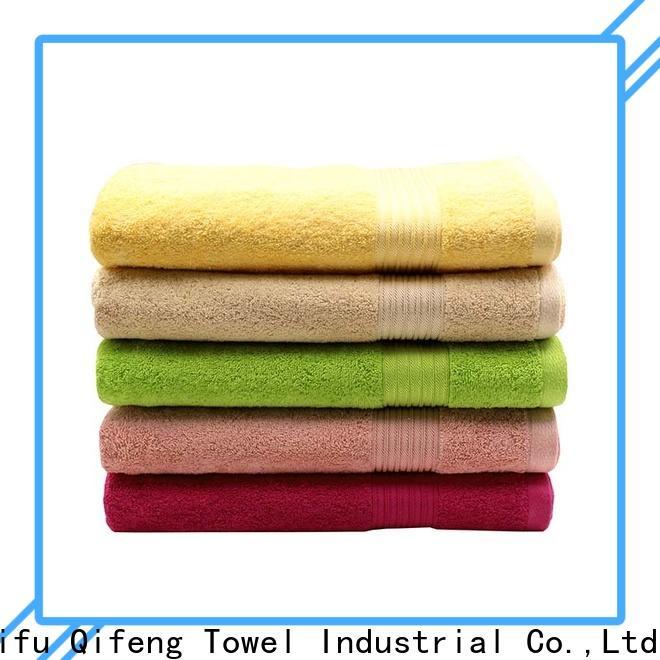 Ruifu Qifeng multi function large beach towels supplier for beach