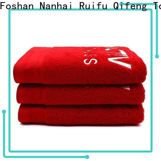hand bath sheets terry supplier for beach