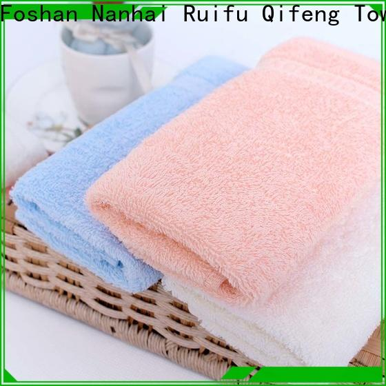 natural baby towel series qf021a388 promotion for home