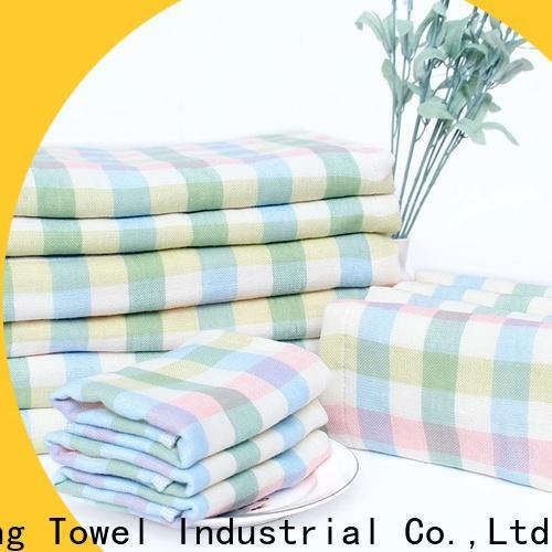 Ruifu Qifeng customized bamboo baby towel manufacturer for hospital