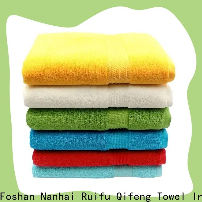 good quality bath towel series qf009d1153 factory price for restaurant