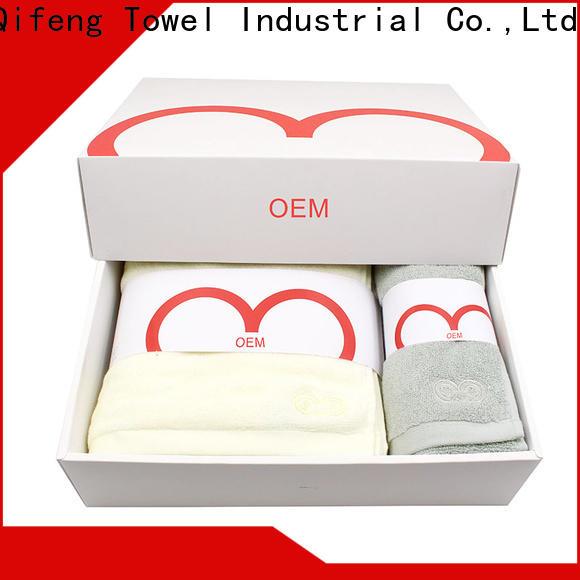 Ruifu Qifeng pool custom towels factory price for club