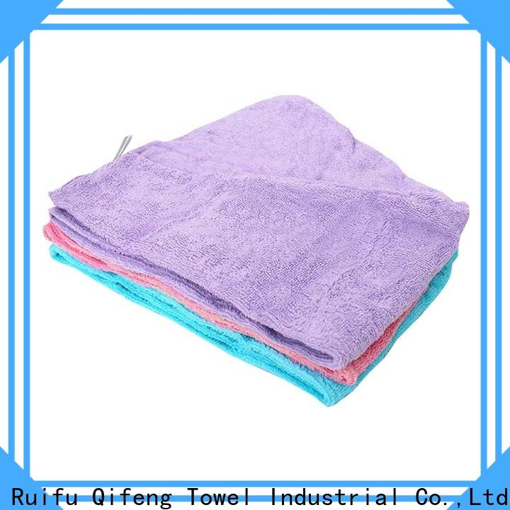 Ruifu Qifeng high quality quick dry towels supplier for hospital