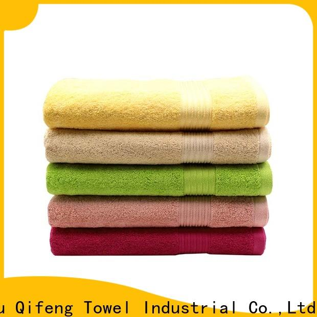 Ruifu Qifeng pool extra large beach towels directly price for home
