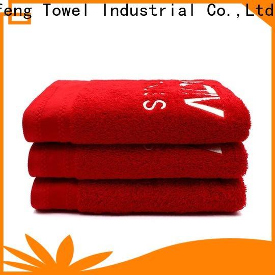 Ruifu Qifeng qf007 best bath towels supplier for restaurant
