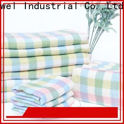Ruifu Qifeng comfortable bamboo baby towel design for home