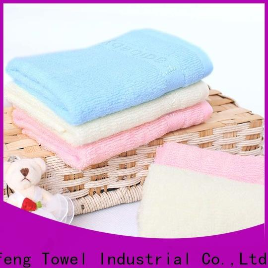 safe newborn baby towel cotton promotion for home