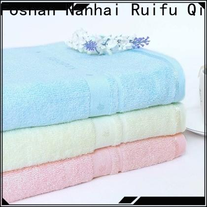 Ruifu Qifeng kids baby towels online design for home