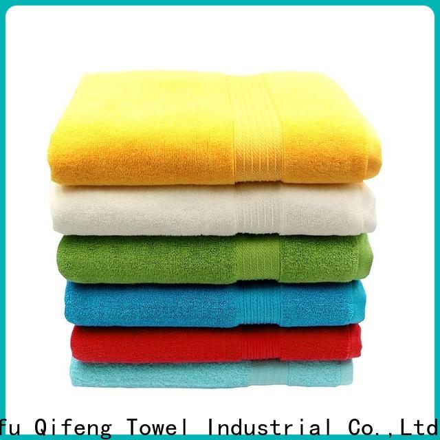 Ruifu Qifeng good quality best bath towels factory price for club