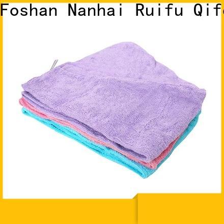 Ruifu Qifeng 100 zero twist towels supplier for beach