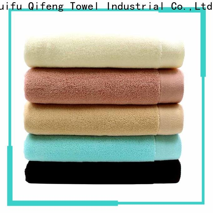 Ruifu Qifeng sports terry towel manufacturers factory price for club