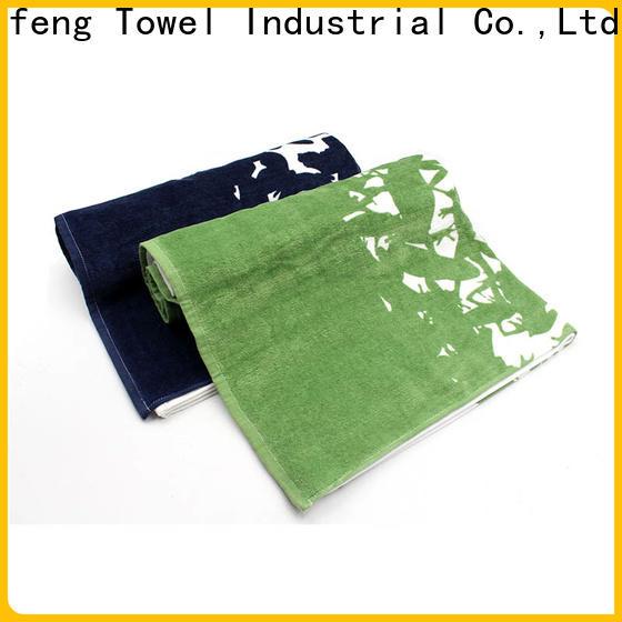 Ruifu Qifeng plain best bath towels online for beach