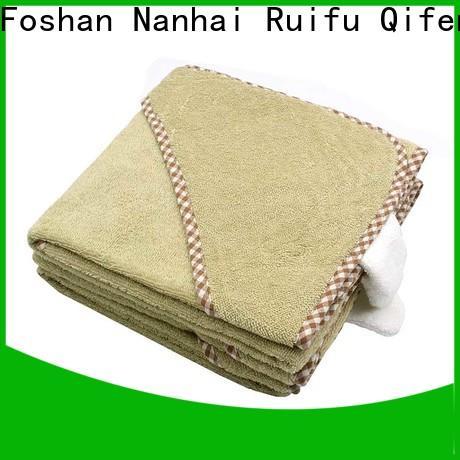 children infant bath towels qf012f288 supplier for hospital