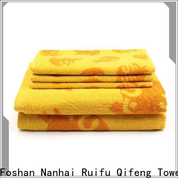 Ruifu Qifeng thickness bath towel sets online for home